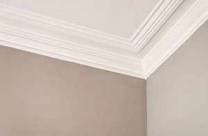 Brownhills Coving Installation